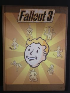 fallout 3 official strategy guide