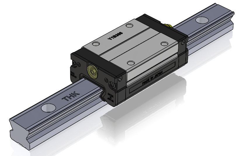 hiwin linear guide cad download
