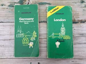 michelin green guides in english