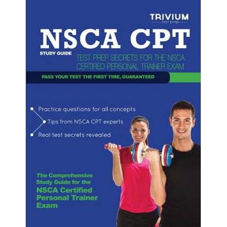 personal trainer exam study guide