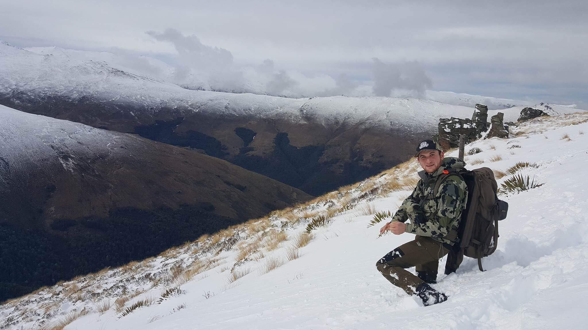 hunting guides south island nz