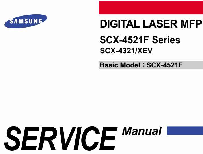samsung scx 4521f user guide