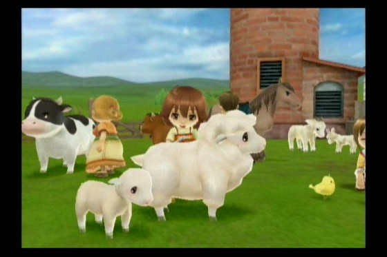 harvest moon animal parade guide