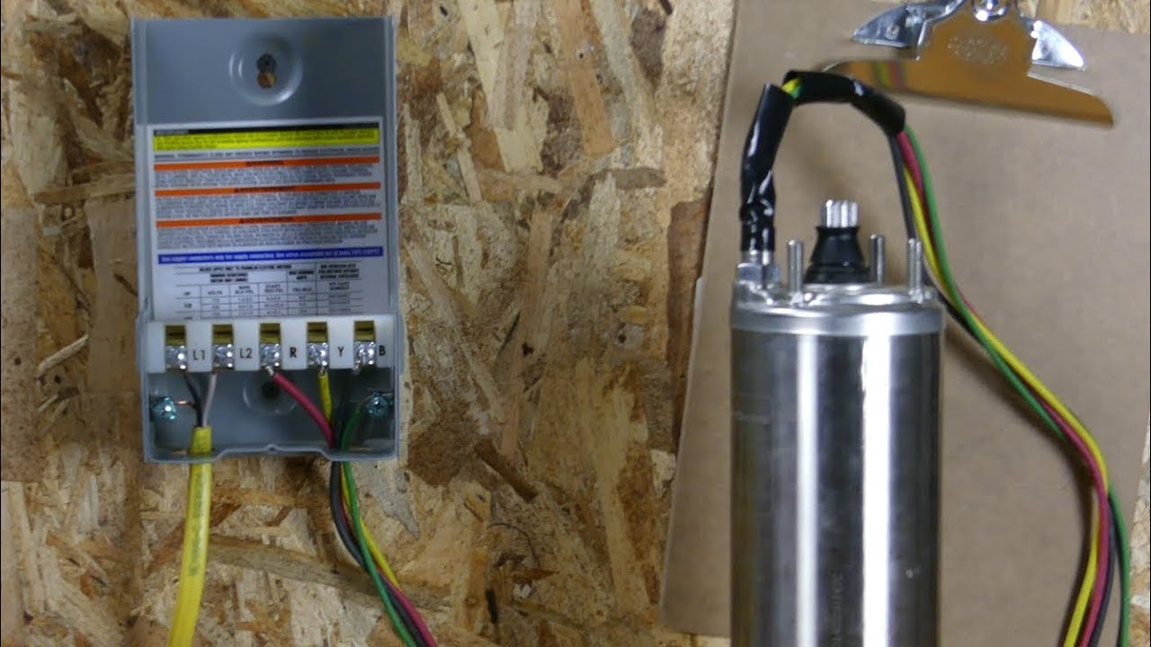 submersible well pump troubleshooting guide