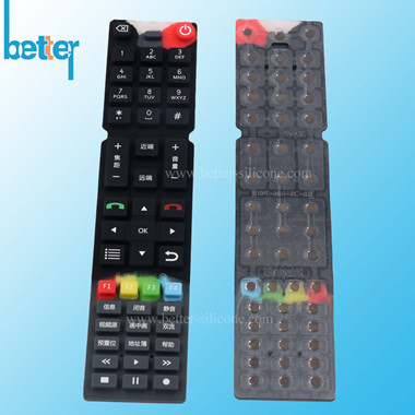 silicone rubber keypad design guide