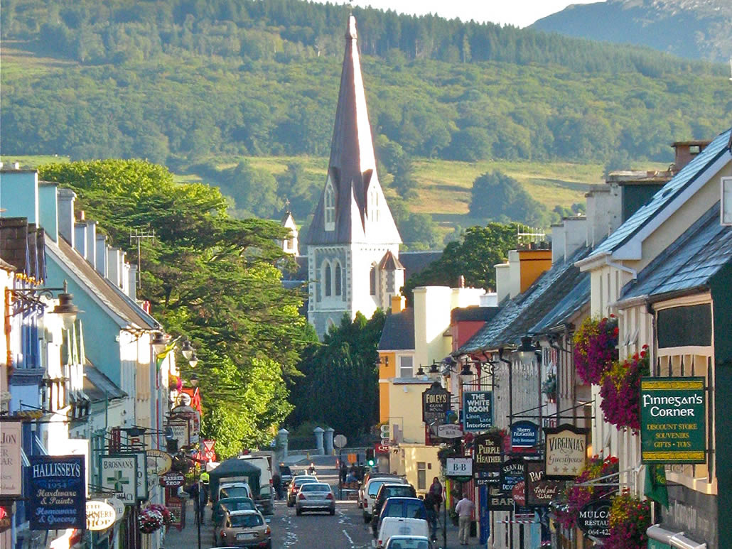 ring of kerry self guided tour