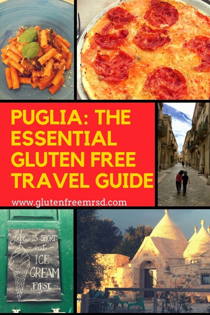 gluten free guide to rome