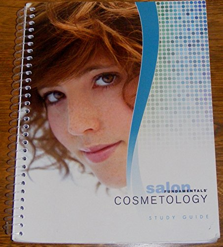salon fundamentals cosmetology textbook and study guide