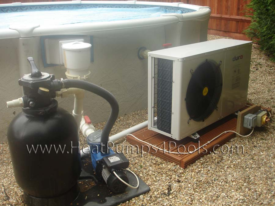 pool heat pump installation guide