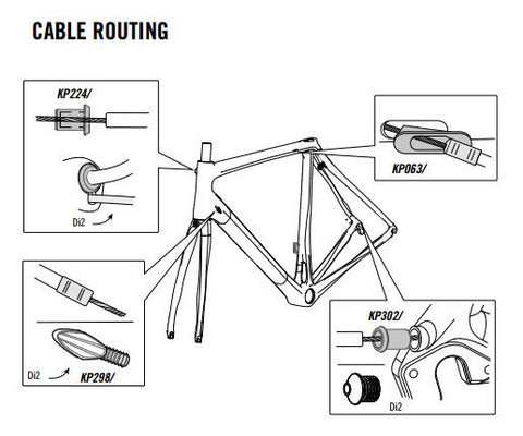 cannondale bottom bracket cable guide