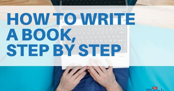 writing a book step by step guide