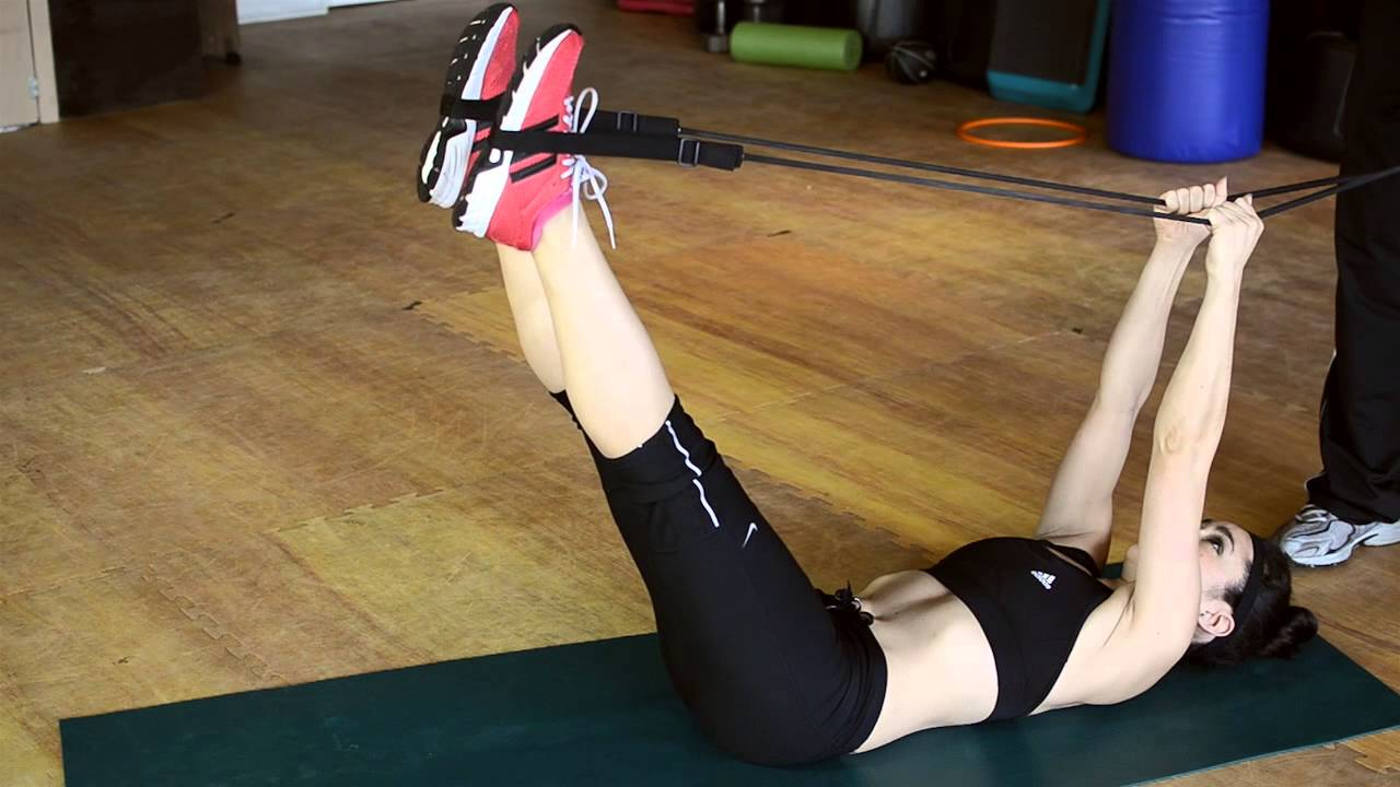 everlast 4 way ab stretch exercise guide
