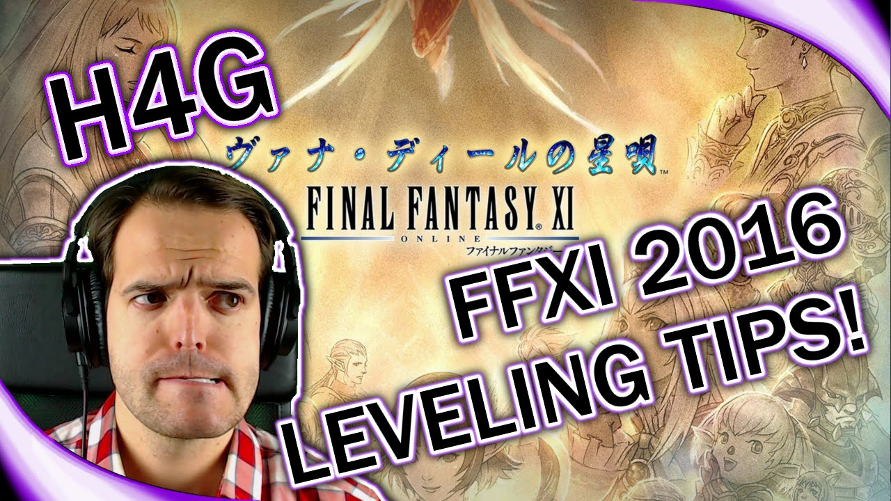 final fantasy xi leveling guide