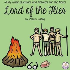 lord of the flies study guide questions and answers