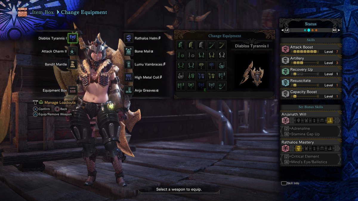 monster hunter world switch axe guide