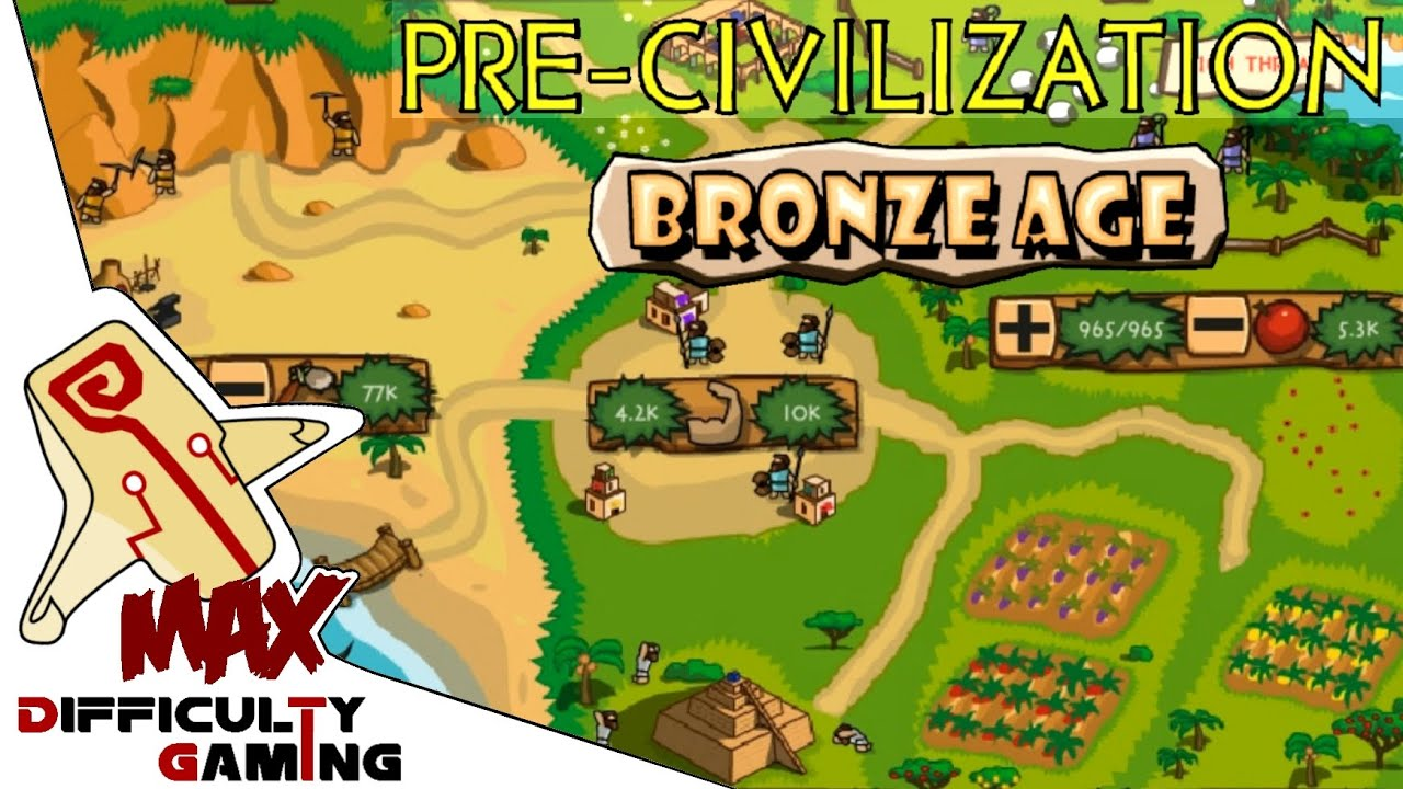 pre civilization bronze age guide